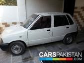 Suzuki Mehran for sale located in Lahore