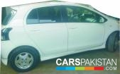 Toyota Vitz for sale located in Sialkot