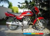 Honda CG 125 Deluxe 2006 for sale Lahore