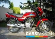 Honda CG 125 Deluxe 2006 For Sale in Lahore