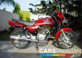 Honda CG 125 Deluxe 2006 For Sale, Lahore, By: khurram shafiq  (Private Seller)