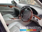 2004 Mercedes Benz E Class For Sale in Lahore