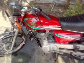 Honda CG 125 2012 for sale Faisalabad