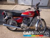 Honda CG 125 2010 for sale Hyderabad