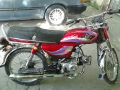 Unique UD 70 2013 for sale Islamabad