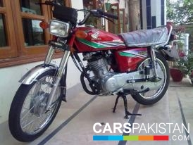 Honda CG 125 2014 For Sale, Islamabad, By: Ahmed  (Private Seller)