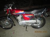 Honda CG 125 2010 for sale Islamabad