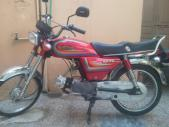Hero RF 70 2012 for sale Islamabad