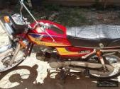 Honda CD 70 2005 for sale Islamabad