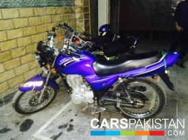 Ravi PIAGGIO 125 2014 For Sale, Islamabad, By: kamil rehman  (Private Seller)