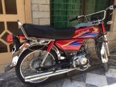 Honda CD 70 2008 for sale Islamabad