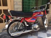 Honda CD 70 2008 For Sale in Islamabad