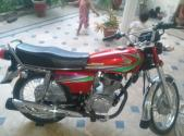 Honda CG 125 2013 for sale Jhelum