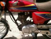 Honda CG 125 2011 for sale Karachi