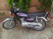 Unique UD 125 2012 for sale Karachi