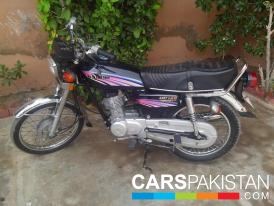Unique UD 125 2012 For Sale, Karachi, By: Asif  (Private Seller)