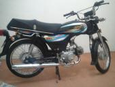 Yamaha Dhoom YD 70 2013 for sale Karachi