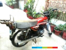 Kawasaki GTO 1991 For Sale, Karachi, By: Tanveer  (Private Seller)
