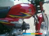 Yamaha Junoon YD 100 2009 for sale Lahore