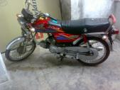 Honda CD 70 2008 for sale Lahore