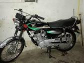 Honda CG 125 2012 for sale Lahore