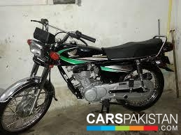 Honda CG 125 2012 For Sale, Lahore, By: Ali  (Private Seller)