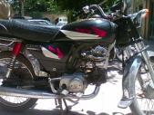 Honda CD 70 2007 for sale Lahore