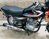 Honda CG 125 2014 for sale Lahore