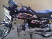 Star SR 70 2012 for sale Multan