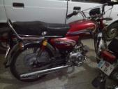 Yamaha Dhoom YD 70 2011 for sale Multan