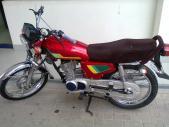 Honda CG 125 2011 for sale Multan