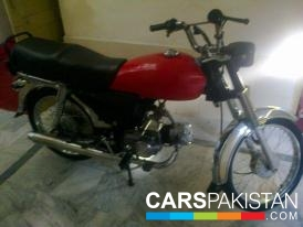Hero RF 70 2011 For Sale, Rawalpindi, By: samar Rafiq  (Private Seller)