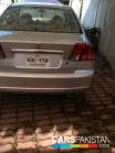Honda Civic for sale located in Azad Kashmir