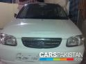 2007, White Suzuki Alto VXR- CNG For Sale, Islamabad, Registered Number From Chakwal