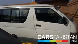 2008, White Toyota Hiace (Diesel ) For Sale, Dera Ghazi Khan, By: Muhammad Jamshaid  (Private Seller)