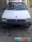 Suzuki Mehran for sale located in Faisalabad