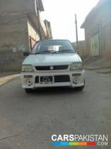 2005, White Suzuki Mehran (Petrol / CNG ) For Sale, Faisalabad, By: Shani  (Private Seller)