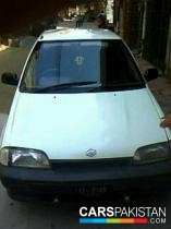 1992, White Suzuki Margalla (Petrol / CNG ) For Sale, Faisalabad, By: Ahmad  (Private Seller)