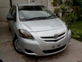 Toyota Belta for sale located in Faisalabad