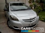 2007 Toyota Belta For Sale in Faisalabad