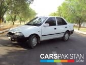 Suzuki Margalla for sale located in Hyderabad