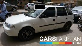 2011, White Suzuki Cultus (Petrol / CNG ) For Sale, Hyderabad, By: Anonymous  (Private Seller)