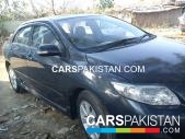 Toyota Altis for sale located in Islamabad