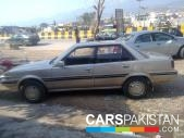 Toyota Carina for sale located in Islamabad