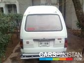 Suzuki Bolan for sale located in Islamabad