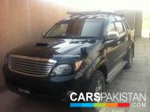 Toyota Vigo for sale located in Islamabad