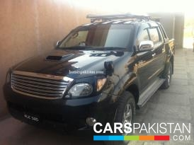 2005, Black Toyota Vigo (Diesel ) For Sale, Islamabad, By: Adil  (Private Seller)