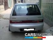2003 Suzuki Cultus For Sale in Islamabad