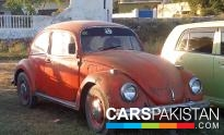 1974 Volkswagen Beetle For Sale in Islamabad