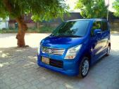 Suzuki Wagenor for sale located in Islamabad